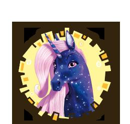 Sternen-Einhorn