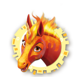 Fire Unicorn
