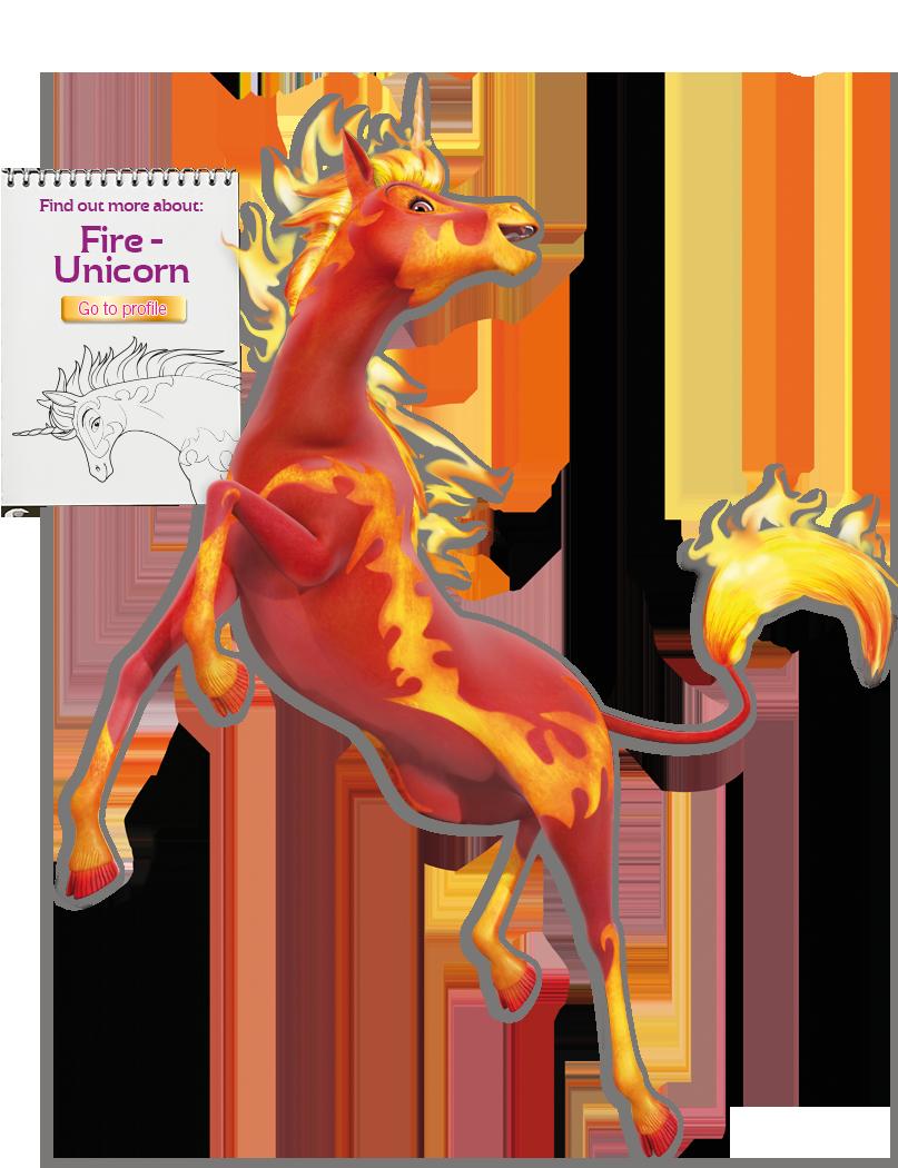 Mia and me unicorn coloring pages - Unicorn Profiles